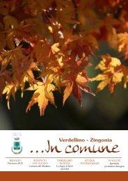 Settembre - Comune di Verdellino