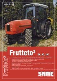 Frutteto 3 - Same Deutz Fahr's