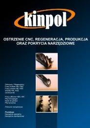 prezentacja firmy 2011 pdf - KINPOL S.c.