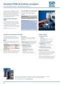 Narzędzia PFERD do budowy rurociągów - Promotor - Page 4