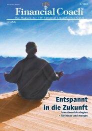 Entspannt in die Zukunft - UFS GmbH