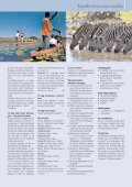 Namibia Botswana Sambia Auf den Spuren von ... - Droste-Reisen - Seite 3