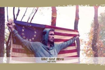 Wild and Alive - Haight Ashbury