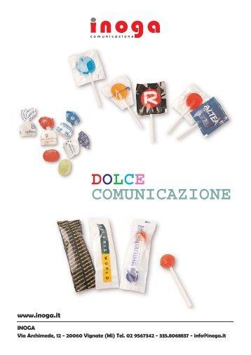 DOLCE COMUNICAZIONE - Inoga.it