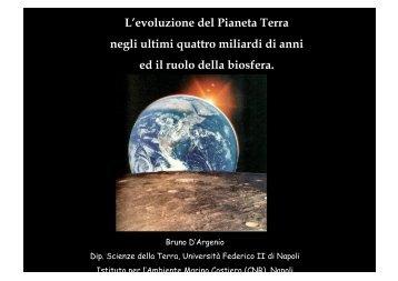 Prof. D'Argenio - INFN Napoli