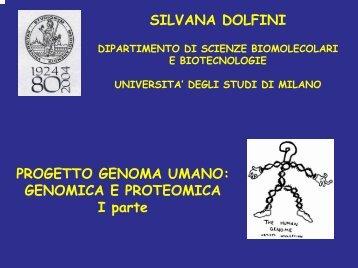 Programma genoma umano - le biotecnologie