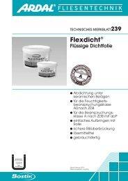 Flexdicht® - Bostik