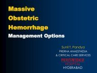 Massive Obstetric Hemorrhage - Health Research at Fernandez ...