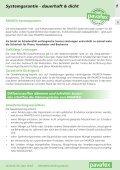 PAVATEX Dichtsysteme - Seite 5