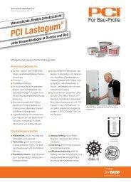 PCI Lastogum - Wunschbad24