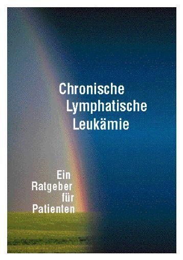 Chronische Lymphatische Leukämie - Universität Bonn