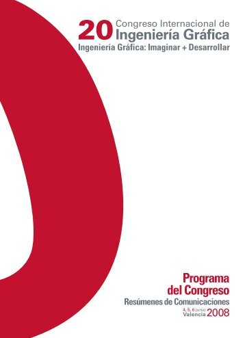 Programa Provisional (PDF) - UPV