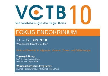Exposé VCTB2010