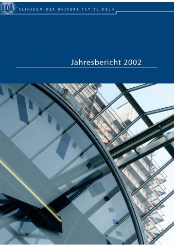 Jahresbericht 2002