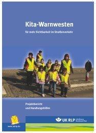Projektbericht - Unfallkasse Rheinland-Pfalz
