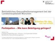 Wie kann Beteiligung gelingen? - Unfallkasse Rheinland-Pfalz