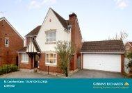 81 Cashford Gate, TAUNTON TA2 8QB £269,950 - Expert Agent