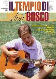 È bello cantare al tuo nome, Altissimo ... - Colle Don Bosco