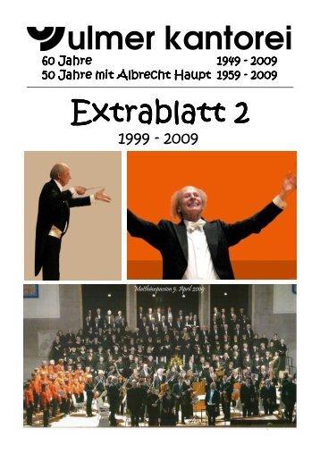 Extrablatt 2 - ulmer-kantorei.de