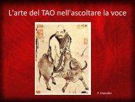 Scarica documento pdf - Compagnia del Tao