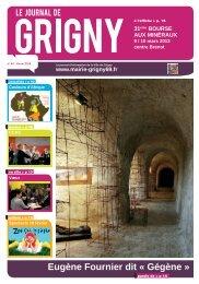 Février 2013 - Grigny