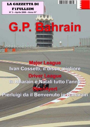 La Gazzetta di F1-FullSim