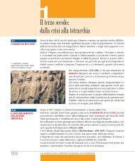 Il terzo secolo: dalla crisi alla tetrarchia - La Storia