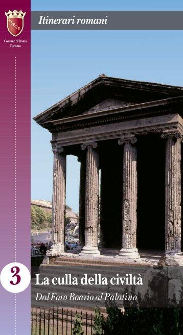 Scarica la guida (.pdf 2,61MB) - Turismo Roma