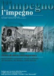 l'anno della Repubblica - Istituto per la storia della Resistenza e ...