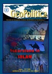 INCURSIUNE ÎN ISLAM GeoPolitica - revista geopolitica
