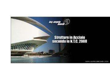 Strutture in acciaio - Angelo Biondi