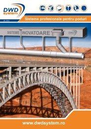 Sisteme profesionale pentru poduri - dwd service