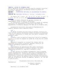 Ordin Nr. 24 Din 21 Octombrie 2006 pentru Aprobarea Procedurii ...