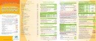 Conditions Générales de Banque - Crédit Agricole Toulouse 31