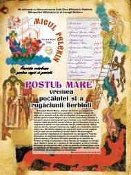 Micul Pelerin nr. 4, 2010 - Ortodoxia pentru copii
