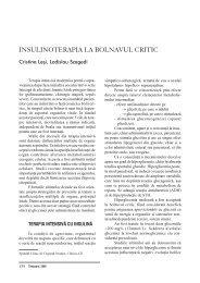 Insulinoterapia la bolnavul critic.pdf - ati | anestezie terapie intensiva