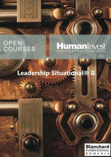Prezentare detaliata. - Human Invest