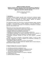 Sinteza lucrărilor primei reuniuni a Comisiei de Coordonare