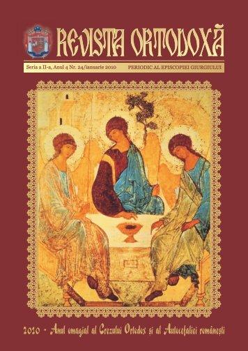 Revista Ortodoxa - Episcopia Giurgiului