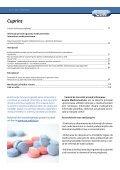 Buletin de Farmacovigilenţă - Colegiul Medicilor din Bucuresti - Page 2