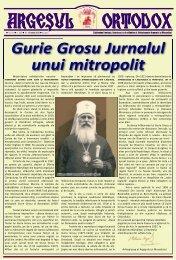 Majoritatea mânăstirilor noastre - îndeosebi ... - Argesul Ortodox