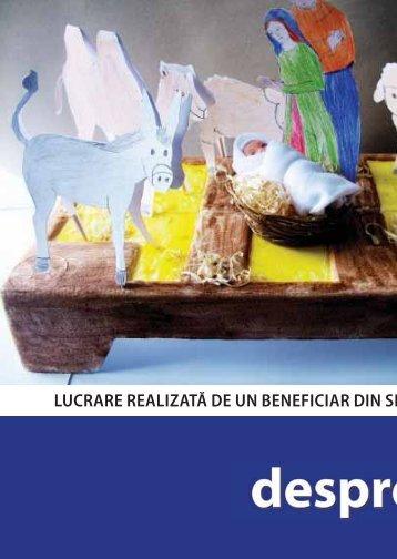 LUCRARE REALIZATĂ DE UN BENEFICIAR DIN ... - DGASPC Mures