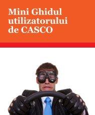 Mini Ghidul utilizatorului de CASCO