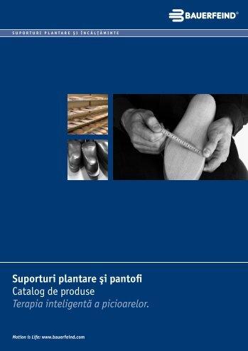Suporturi plantare - Ghidul Medicina Cluj