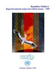 Republica Moldova - UNDP Moldova