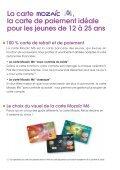 Guide carte Mozaîc-M6 - Crédit Agricole Mutuel Pyrénées Gascogne - Page 4