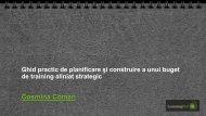 Ghid Practic de planificare şi construire a unui buget ... - LearningPro
