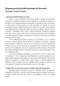 Titlu Raport Definirea modelului de scoala doctorala - Page 3