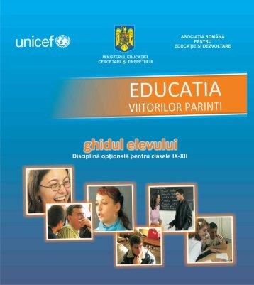 descarcă formatul pdf - Unicef