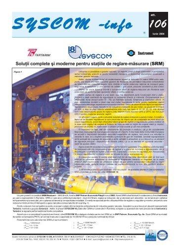 PDF Iunie, 2004 - SYSCOM INFO